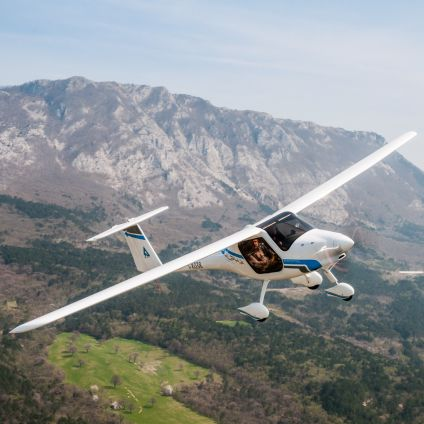 very light 2-seater aircraft - Pipistrel d.o.o