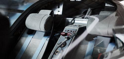 Transportation motor glider / 4-stroke engine / single-engine / 1-person S10 STEMME AG