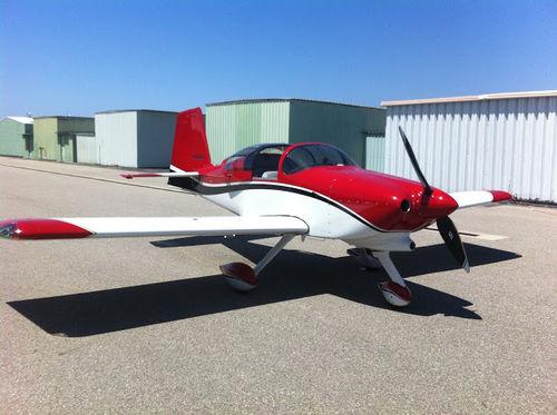 2-person private plane / piston engine / single-engine / kit