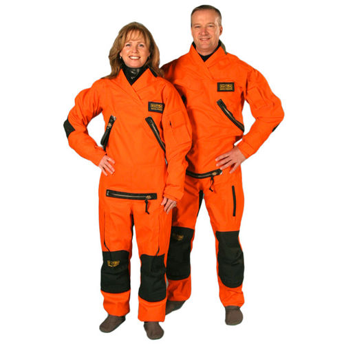 Work clothing / one-piece coveralls / for ground support / waterproof U-Zip-It™ Switlik