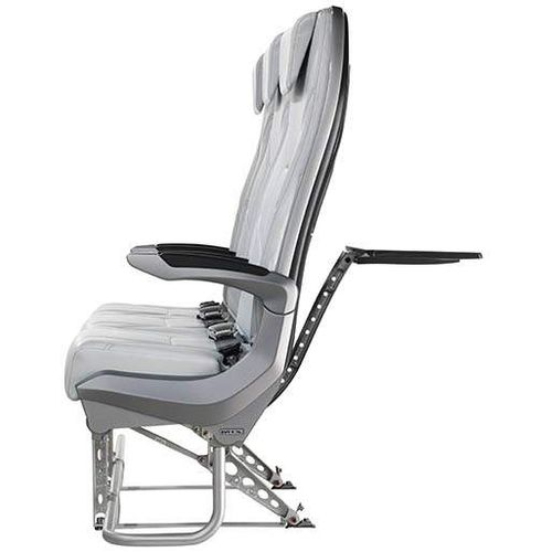 Aircraft cabin seat / economy class / with table / with armrests EC00 – ZIMunique ZIM FLUGSITZ GmbH