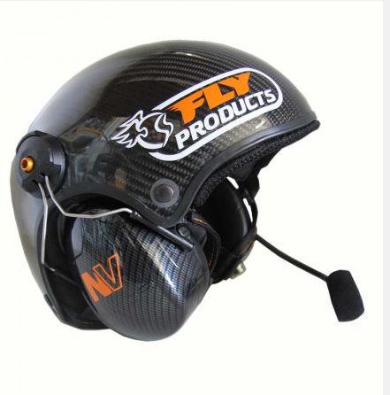 free flight helmet / open face