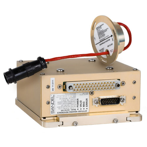 AHRS inertial system / for avionics instruments