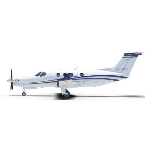 11-seater private plane / 8-seater / 9-seater / 10-seater