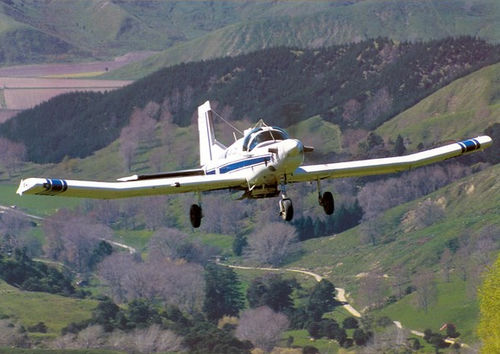 8-seater private plane / turboprop / single-engine / for skydiving