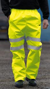 work pants / firefighter / waterproof