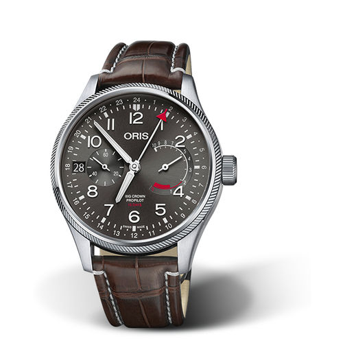 pilot watch / manual winding