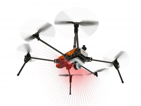 mapping LIDAR laser / for drones / 3D