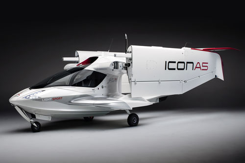 amphibious sport aircraft - ICON Aircraft