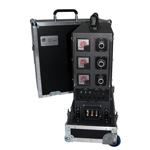 resistor load bank / for GPU / aeronautical / mobile