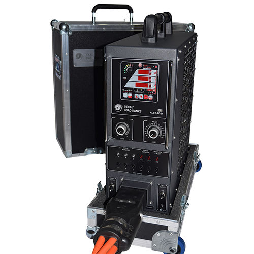 Resistor load bank / for ground power units / aeronautical / mobile ALB-45D   DEKAL LOAD BANKS / DEKAL AGREGATI LLC