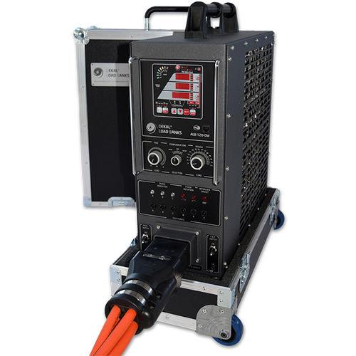 Resistor load bank / for ground power units / aeronautical / mobile ALB-100DW DEKAL LOAD BANKS / DEKAL AGREGATI LLC