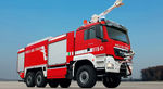 Airport fire truck Advancer ALBERT ZIEGLER GMBH