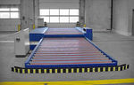 air cargo roller deck / manual