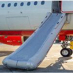 Aircraft escape slide / single-lane MRO AMSAFE BRIDPORT