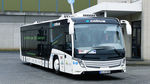 climate-controlled apron bus / for airports / electric