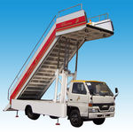 Self-propelled passenger boarding stairs / for aircraft WTJ5040JKT JIANGSU TIANYI AIRPORT SPECIAL EQUIPMENT CO., LTD