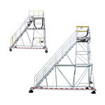 fueling stepladder / for airplanes / for airports