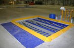 Airport roller deck / for cargo / motor-driven Build-up Break-down (BUBD) SACO AIRPORT EQUIPMENT