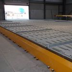 protective barrier / for materials handling equipment