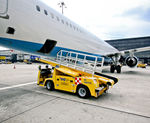 Self-propelled baggage belt loader / for airports PULLEY46Ce TIPS D.O.O.