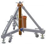 aircraft jack / hydraulic / pneumatic