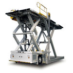 scissor high loader / for cargo / for airports