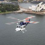 Single-rotor helicopter / transport / medical evacuation / surveillance Bell 412EPI BELL HELICOPTER