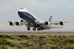 Long-range commercial cargo aircraft / turbofan / low wing 747-8f BOEING COMPANY