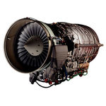 0 - 100kN turbofan / 300kg + / for general aviation