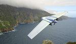 surveillance drone / reconnaissance / fixed-wing / piston engine