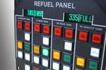 level gauge / electronic / fuel / for aircrafts