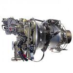 Turboshaft with centrifugal compressor / for helicopters Arrius 2K1 / 2K2 Safran Helicopter Engines