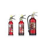 powder based fire extinguisher