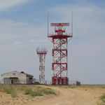 surveillance radar / secondary / for airports / for air traffic