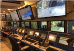 fleet management software / control / for drones / 3D