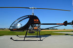 Single-rotor ULM helicopter / civil transport / training / utility operations DYNALI  H3 EASYFLYER Dynali HelicopterSPRL