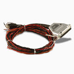 airplane cable / data / Ethernet / ARINC