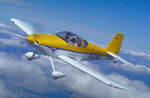 Aerobatic aircraft / piston engine / single-engine / kit / 2-seater RV–7 Vans Aircraft, Inc.