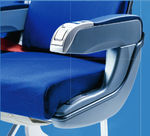 aircraft seat cover / polyester