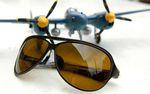 aviator glasses / anti-glare / sun