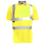 work T-shirt / for airports / high-visibility