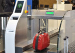 platform weighing scale / baggage / for check-in / digital