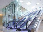 Airport escalator  Thyssenkrupp Elevator