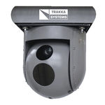 monitoring camera system / thermal / for helicopters / high-resolution