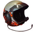 paragliding helmet / half jet
