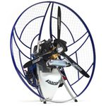 single-seat paramotor cart / with engine
