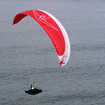 performance paraglider / sport / cross / monoplace