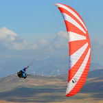 sport paraglider / cross / monoplace