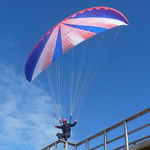 Sport paraglider / cross / monoplace loop-2 series WINDTECH